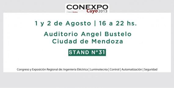 [Exposiciones] CONEXPO CUYO 2013
